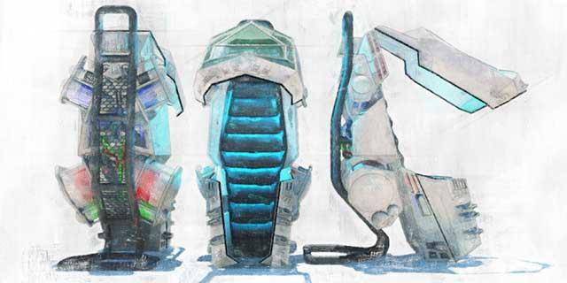 Locus Origin concept art